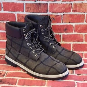 TIMBERLAND Men's Leather boots 14